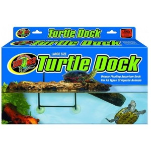 ZOOMED TURTLE DOCK LARGE (DRIJVEND EILAND)